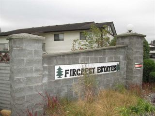 "Photo 2: 38 32718 GARIBALDI Drive in Abbotsford: Abbotsford West Townhouse for sale in ""Fircrest"" : MLS®# R2198505"