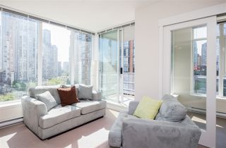 Photo 2: 907 1133 HOMER STREET in Vancouver: Yaletown Condo for sale (Vancouver West)  : MLS®# R2186123