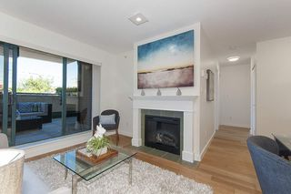 """Photo 6: 212 2665 W BROADWAY in Vancouver: Kitsilano Condo for sale in """"THE MAGUIRE BUILDING"""" (Vancouver West)  : MLS®# R2209718"""