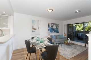 """Photo 3: 212 2665 W BROADWAY in Vancouver: Kitsilano Condo for sale in """"THE MAGUIRE BUILDING"""" (Vancouver West)  : MLS®# R2209718"""