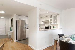 """Photo 9: 212 2665 W BROADWAY in Vancouver: Kitsilano Condo for sale in """"THE MAGUIRE BUILDING"""" (Vancouver West)  : MLS®# R2209718"""