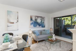 """Photo 5: 212 2665 W BROADWAY in Vancouver: Kitsilano Condo for sale in """"THE MAGUIRE BUILDING"""" (Vancouver West)  : MLS®# R2209718"""