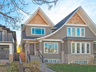 Photo 1: 2327 4 Avenue NW in Calgary: West Hillhurst House for sale : MLS®# C4143622