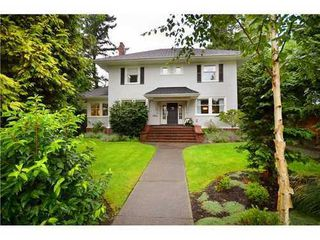Photo 1: 1883 41ST Ave W in Vancouver West: Home for sale : MLS®# V912428