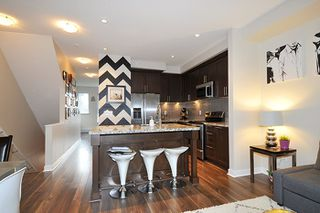 Photo 6: 142 1460 SOUTHVIEW STREET in Coquitlam: Burke Mountain Townhouse for sale : MLS®# R2147248