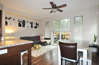 Photo 4: 142 1460 SOUTHVIEW STREET in Coquitlam: Burke Mountain Townhouse for sale : MLS®# R2147248