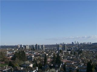 Photo 12: # 708 3920 HASTINGS ST in Burnaby: Willingdon Heights Condo for sale (Burnaby North)  : MLS®# V1054725
