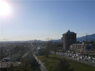 Photo 14: # 708 3920 HASTINGS ST in Burnaby: Willingdon Heights Condo for sale (Burnaby North)  : MLS®# V1054725
