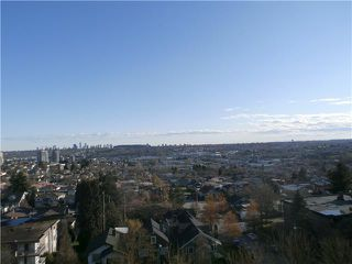 Photo 13: # 708 3920 HASTINGS ST in Burnaby: Willingdon Heights Condo for sale (Burnaby North)  : MLS®# V1054725
