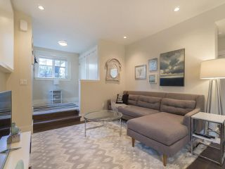 Photo 3: 2348 W 8TH AVENUE in Vancouver: Kitsilano Townhouse for sale (Vancouver West)  : MLS®# R2247812