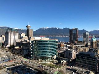 Photo 1: 2902 668 CITADEL PARADE in Vancouver: Downtown VW Condo for sale (Vancouver West)  : MLS®# R2248317
