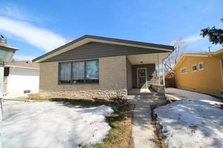 Photo 1: South River Heights Bungalow For Sale in Winnipeg