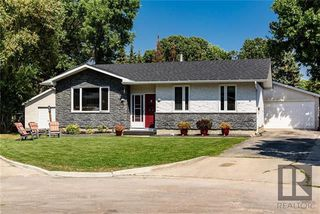 Photo 1: 3 McMurray Bay in Winnipeg: Bright Oaks Residential for sale (2C)  : MLS®# 1822888
