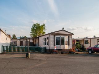 Main Photo: 3 3859 Wood Ave in PORT ALBERNI: PA Port Alberni Manufactured Home for sale (Port Alberni)  : MLS®# 795911