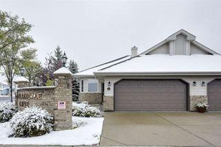 Main Photo: 43 55 CLARKDALE Drive: Sherwood Park House Half Duplex for sale : MLS®# E4129351