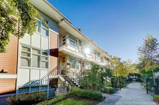 Photo 1: 50 6528 DENBIGH Avenue in Burnaby: Forest Glen BS Townhouse for sale (Burnaby South)  : MLS®# R2311231
