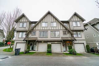 "Photo 1: 28 15175 62A Avenue in Surrey: Sullivan Station Townhouse for sale in ""Brooklands Panorama Place"" : MLS®# R2328985"
