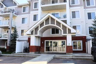 Main Photo: 414 13710 150 Avenue in Edmonton: Zone 27 Condo for sale : MLS®# E4139412