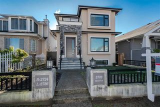 Photo 1: 2722 GRANT Street in Vancouver: Renfrew VE House for sale (Vancouver East)  : MLS®# R2333249