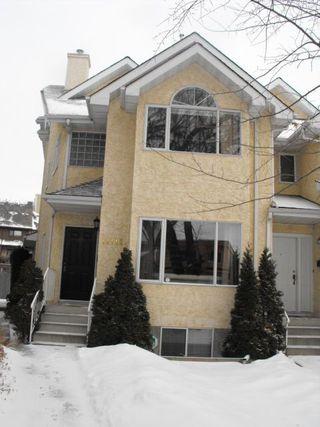Main Photo: 11112 A UNIVERSITY Avenue in Edmonton: Zone 15 House Half Duplex for sale : MLS®# E4141213