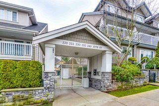 "Photo 20: 23 230 TENTH Street in New Westminster: Uptown NW Townhouse for sale in ""CROSBY"" : MLS®# R2338145"