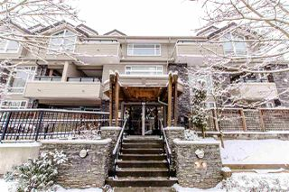 "Photo 1: 208 3150 VINCENT Street in Port Coquitlam: Glenwood PQ Condo for sale in ""BREYERTON"" : MLS®# R2340425"