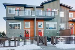 Main Photo: 70 7503 GETTY Gate in Edmonton: Zone 58 Townhouse for sale : MLS®# E4143936
