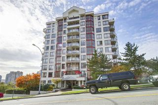 "Photo 2: 1005 220 ELEVENTH Street in New Westminster: Uptown NW Condo for sale in ""QUEENS COVE"" : MLS®# R2352993"