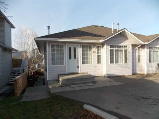 "Main Photo: 821 MIDNIGHT Avenue in Williams Lake: Williams Lake - City House 1/2 Duplex for sale in ""Columneetza West"" (Williams Lake (Zone 27))  : MLS®# R2353441"