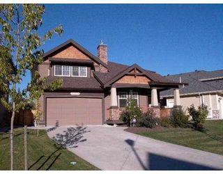 "Photo 1: 10528 BAKER PL in Maple Ridge: Albion House for sale in ""MAPLE CREST"" : MLS®# V556540"