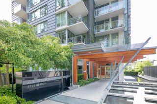 """Main Photo: 1606 5728 BERTON Avenue in Vancouver: University VW Condo for sale in """"ACADAMEY"""" (Vancouver West)  : MLS®# R2375671"""