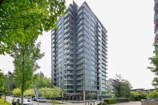 """Photo 3: 1606 5728 BERTON Avenue in Vancouver: University VW Condo for sale in """"ACADAMEY"""" (Vancouver West)  : MLS®# R2375671"""