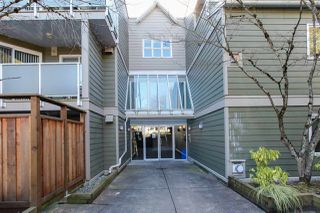 "Photo 1: 206 518 THIRTEENTH Street in New Westminster: Uptown NW Condo for sale in ""COVENTRY COURT"" : MLS®# R2385855"