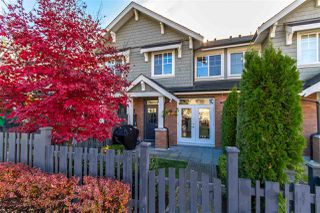 "Main Photo: 7 3470 HIGHLAND Drive in Coquitlam: Burke Mountain Townhouse for sale in ""BRIDLEWOOD"" : MLS®# R2420723"