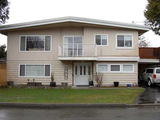 Photo 1: 3595 INVERNESS Street in Port Coquitlam: Lincoln Park PQ House for sale : MLS®# V874014