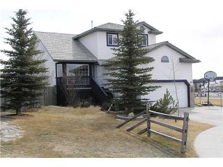 Photo 1: 24 WEST HALL Place: Cochrane Residential Detached Single Family for sale : MLS®# C3469901