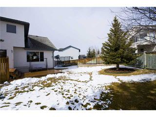 Photo 20: 24 WEST HALL Place: Cochrane Residential Detached Single Family for sale : MLS®# C3469901