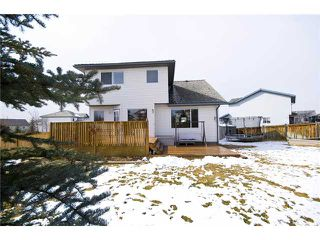 Photo 18: 24 WEST HALL Place: Cochrane Residential Detached Single Family for sale : MLS®# C3469901