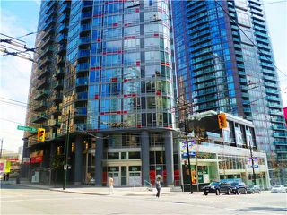 "Photo 4: 907 788 HAMILTON Street in Vancouver: Downtown VW Condo for sale in ""TV TOWERS"" (Vancouver West)  : MLS®# V885261"