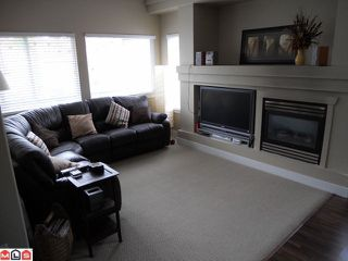 "Photo 3: 16506 60TH Avenue in Surrey: Cloverdale BC House 1/2 Duplex for sale in ""CONCERTO"" (Cloverdale)  : MLS®# F1113657"