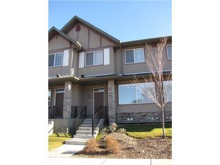 Photo 1: 223 ASPEN STONE Boulevard SW in CALGARY: Aspen Woods Residential Attached for sale (Calgary)  : MLS®# C3498572