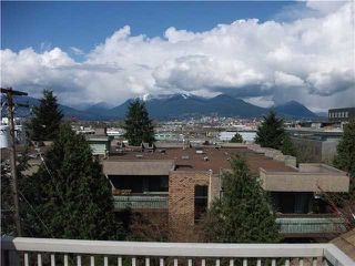 Photo 1: # 402 1099 E BROADWAY BB in Vancouver: Mount Pleasant VE Condo for sale (Vancouver East)  : MLS®# V942713