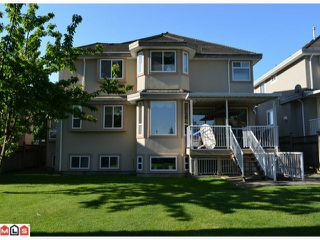 Photo 2: 16201 111A Avenue in Surrey: Fraser Heights House for sale (North Surrey)  : MLS®# F1213595