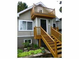 Photo 1: 5325 MCKINNON Street in Vancouver: Collingwood VE House for sale (Vancouver East)  : MLS®# V1028861