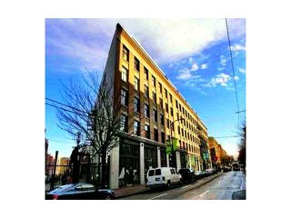 Main Photo: # 201 55 E CORDOVA ST in : Downtown VE Condo for sale : MLS®# V934537
