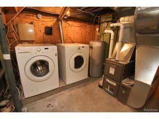 Photo 17: 1152 Garfield Street in WINNIPEG: West End / Wolseley Residential for sale (West Winnipeg)  : MLS®# 1408352