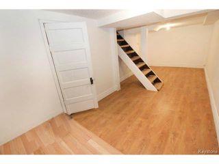 Photo 15: 1152 Garfield Street in WINNIPEG: West End / Wolseley Residential for sale (West Winnipeg)  : MLS®# 1408352