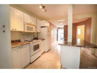Photo 5: 1152 Garfield Street in WINNIPEG: West End / Wolseley Residential for sale (West Winnipeg)  : MLS®# 1408352