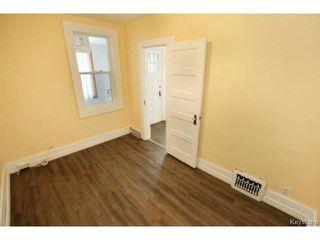 Photo 13: 1152 Garfield Street in WINNIPEG: West End / Wolseley Residential for sale (West Winnipeg)  : MLS®# 1408352