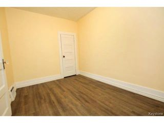 Photo 12: 1152 Garfield Street in WINNIPEG: West End / Wolseley Residential for sale (West Winnipeg)  : MLS®# 1408352